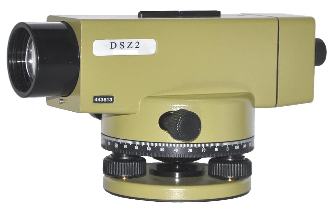 Nivel de precision dsz2 la casa del topografo for Nivel de precision
